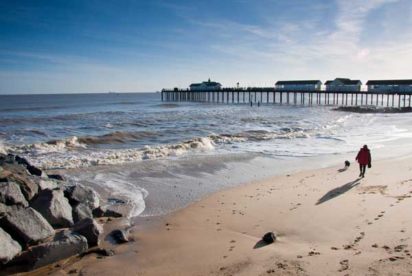 7 Top Dog Friendly Suffolk Attractions & Days Out