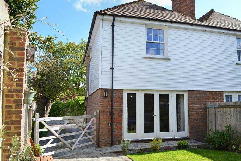 Dudrich Cottage