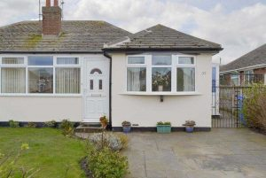 Rossall Beach Cottage