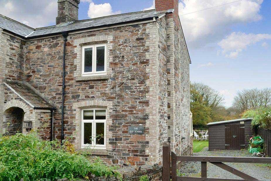 Schoolmaster's Cottage
