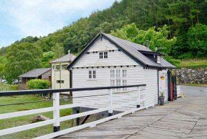 Toll Bridge House