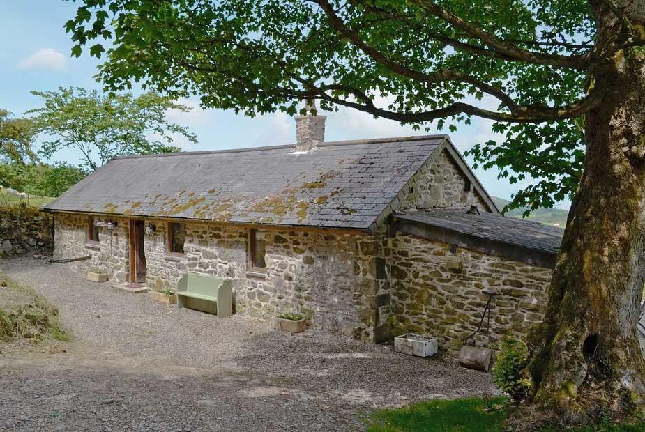 Aelwyd Ucha Lodge