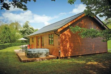 Ford Farm Lodges ST