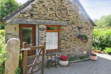 Trenay Barn Cottage ST